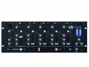 "OMNITRONIC EMX-5 19"" 5-channel club mixer"