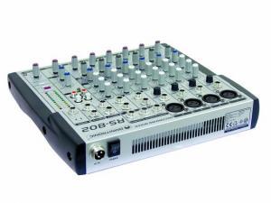 OMNITRONIC RS-802 Recording mixer