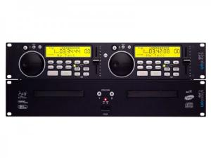 Dj dual cd player
