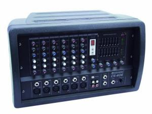 OMNITRONIC CS-406 Powered mixer