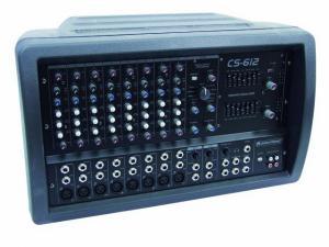 OMNITRONIC CS-612 Powered mixer