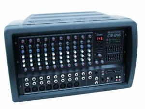 OMNITRONIC CS-816 Powered mixer