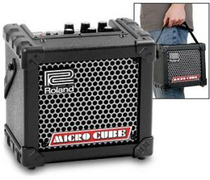 Roland micro cube combo chitara
