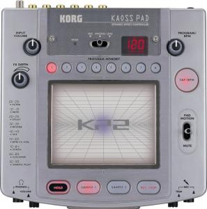 Korg KP2 KAOSS Pad - Dynamic Effect / Controller