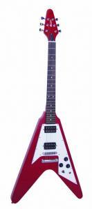 Dimavery - Chitara electrica FV-520, red
