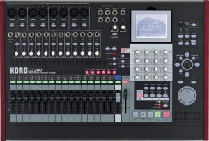 Korg D3200 - Digital Recording Studio