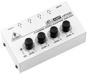 Amplificator semnal casti audio