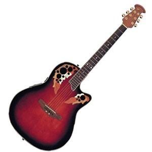 Ovation Celebrity Deluxe CDX44- chitara electroacustica