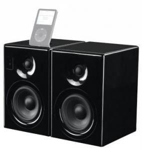 Prodipe -Pod3 Monitoare multimedia cu dock iPod si telecomanda
