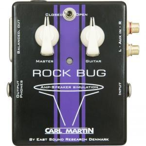 Carl Martin Rock Bug - Simulator amplificator chitara