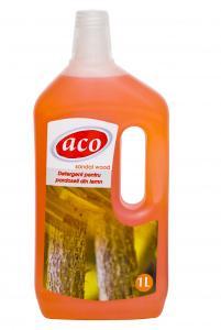 Detergent lichid lemn
