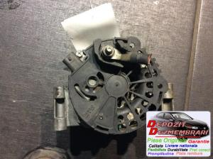 Alternator opel astra g