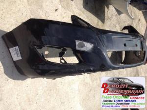 Bara protectie fata Model Facelift Neagra opel zafira (a05)