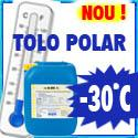 TOLO POLAR - Detergent special pentru camere de congelare