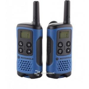Walkie Talkie Motorola T41 Albastru (2 bucati)