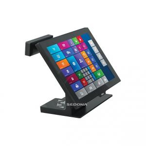 Monitor Touch 15 inch Aures Yuno (Display client atasat - 2x20 Caractere )