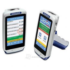 Terminal mobil cu cititor coduri 2D Datalogic Joya Touch Plus (Varianta - Handheld)
