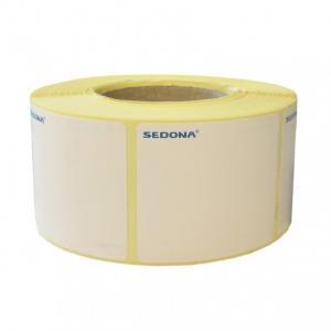 Rola etichete autocolante, direct termice, 35 x 26 mm (1500 et.)