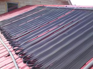 Panouri solare pentru piscine