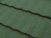 Tigla metalica decra  verde