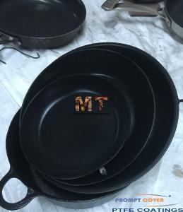 Acoperire cu Teflon tigae grill