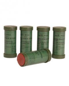 Crema de Camuflaj in 2 Culori Oliv-Negru