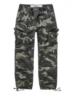 Pantaloni Hudson Ripstop Dark Camo
