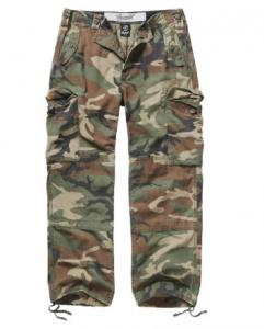 Pantaloni Hudson Ripstop Woodland