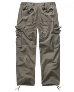 Pantaloni Hudson Ripstop Oliv