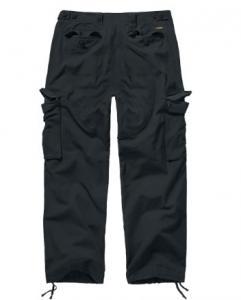 Pantaloni Hudson Ripstop Black