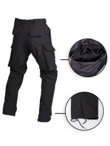 Pantaloni Trilaminati Explorer Black