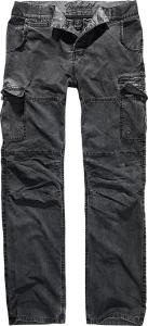 Pantaloni Rocky Star Light Black