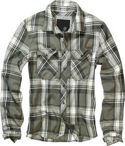 Camasa Check Shirt Oliv