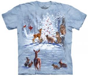 Tricou Wilderness Christmas