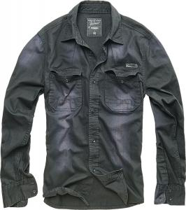 Camasa Hardee Denim Black