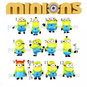 Set 12 Minioni