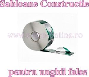 Sabloane Constructie Unghii False