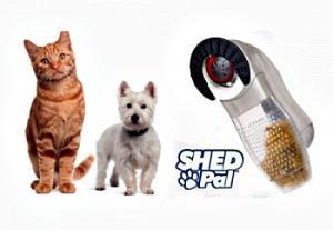 Perie Vacuum Pentru Curatarea Parului De Animale