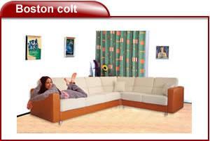 Canapea colt