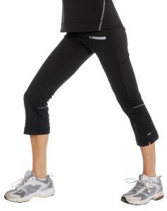 Pantaloni 3/4 de trening de damã Performance