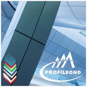 Panouri aluminiu compozit - PROFILBOND