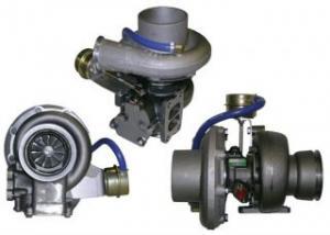 Turbosuflanta motor Cummins C