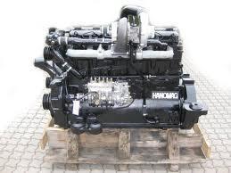 Motor si piese hanomag
