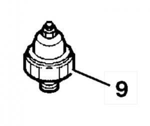 Senzor ulei motor isuzu 4jg1