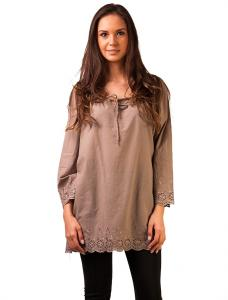 "Bluza ""Bundled Up"" Khaki"