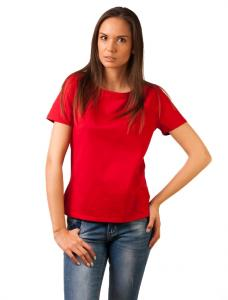 """Bluza Casual """"Brand New Me"""" Red"""