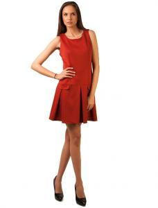 "Rochie Casual ""Today Is Your Day"" Brick"