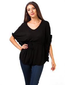 "Bluza ""Tassels All Around"" Black"