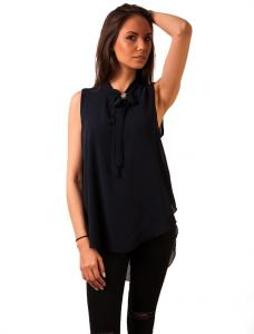 "Bluza Voal ""Doing My Way"" Navy"