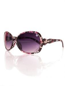 "Ochelari De Soare ""A Line Vibes"" Purple"